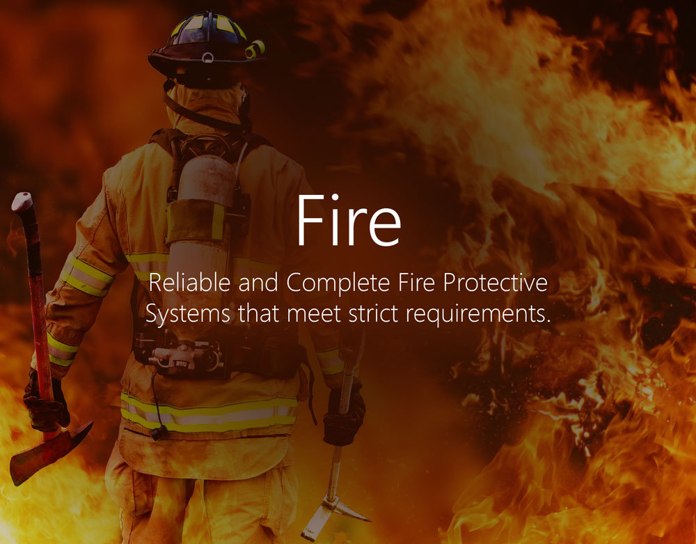 Fire Protective Systems Image