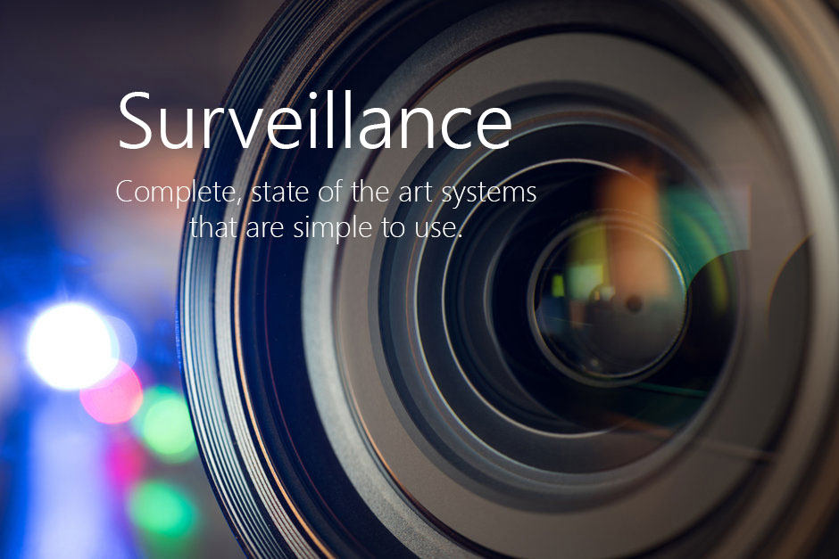 Surveillance Systems Image